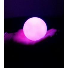 LED GLOW BALLS 8CM